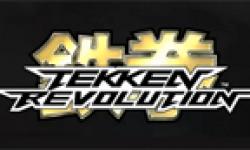 tekken revolution title head vignette