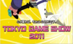 Tokyo Game Show 2011 Head Logo
