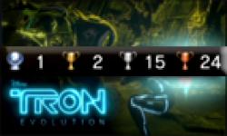 TRON trophées PS3 ICONE 1
