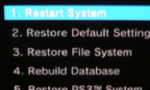 tuto tutoriel guide recovery menu playstation 3 hack