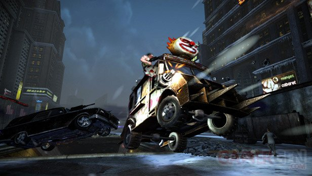 Twisted Metal Reboot screenshot 4