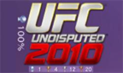 UFC INDISPUTED 2010 vignette trophees