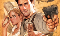 Uncharted 3 Drake s Deception Art Poster Officiel head