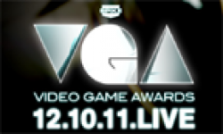Video Game Awards 2011 VGA logo head