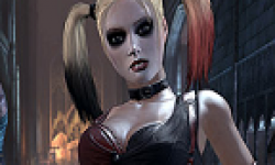 vignette head batman arkham city harley quinn 25112011