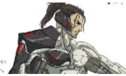 Vignette head Metal Gear Rising Revengeance