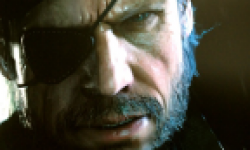 Vignette head Metal Gear Solid Ground Zeroes