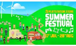Vignette head PlayStation Store Summer Festival