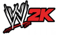 WWE 2K14 logo head