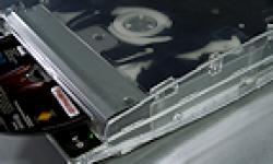 XCM Cyberbot Mod PS3 Slim coque transparente logo