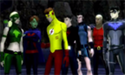 Young Justice Legacy head