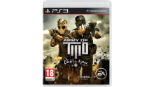 army of two le cartel du diable jaquette front cover