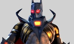 Batman Arkham Origins costume 1