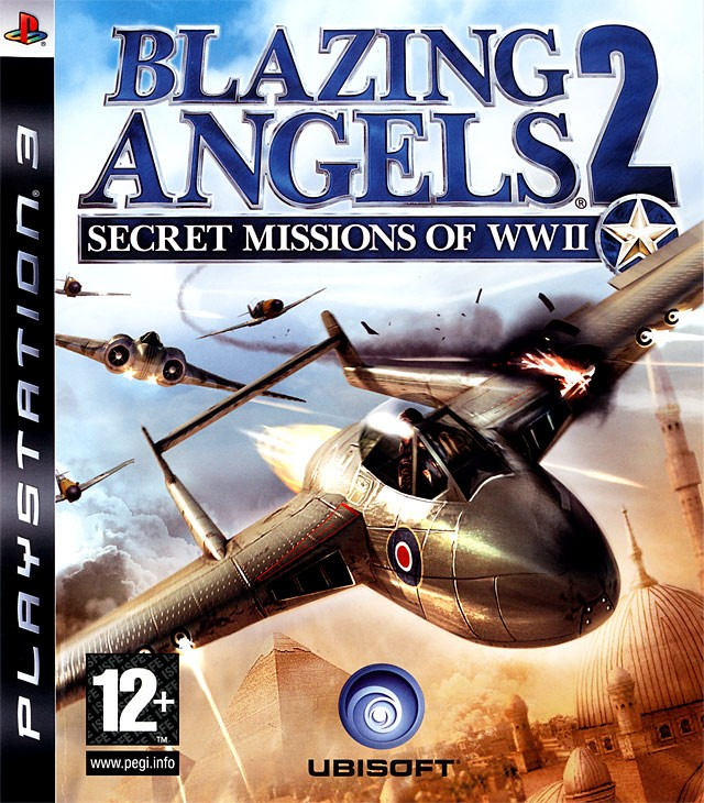 Blazing Angels 2  Secret Missions of WW II