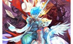 Breath of Fire 3 art