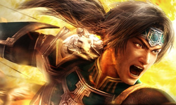 Dynasty Warriors 8 jaquette