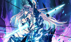 Fairy Fencer F art 1