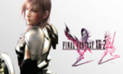 Final Fantasy XIII 2 jaquette head