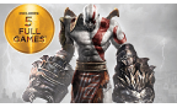 God of War Saga jaquette head