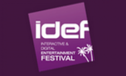 idef 2011 cannes logo