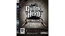 jaquette : Guitar Hero : Metallica