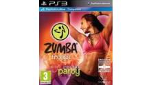 jaquette : Zumba Fitness