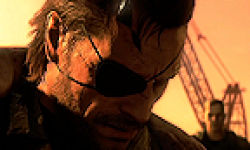 Metal Gear Solid V The Phantom Pain logo vignette 12.06.2013.