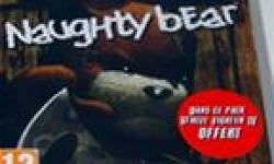 Naughty Bear promotiion street fighter 4 IV  2