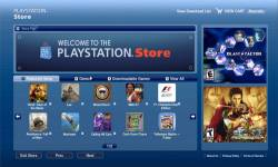 playstation store stock