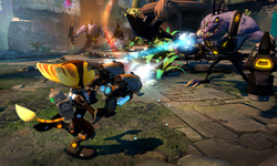Ratchet & Clank Into the Nexus 10 07 2013 screenshot 1