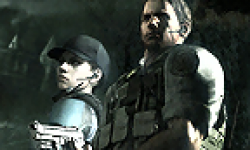 Resident Evil 5 DLC Lost In Nightmares Test logo