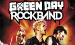 Rock Band Green Day jaquette head