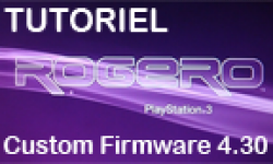rogero custom firmware 4 30 tutorial tutoriel vignette head