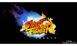 street fighter legacy trailer