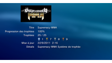Supremacy MMA Trophees LISTE 1