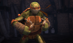 teenage mutant ninja turtles depuis les ombres screenshot 004