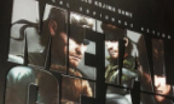 Vignette head Metal Gear Solid Legacy Collection